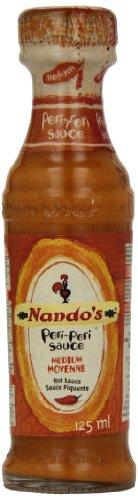 Nando Peri Peri Sauce Medium (125 Ml)