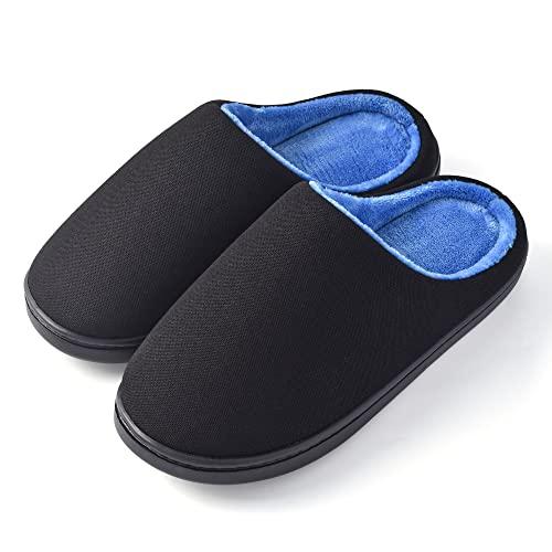 Posee Cozy Comfort Warm Zapatillas de casa para hombre Zapatillas ligeras para interiores y exteriores Zapatillas de casa Suela duradera Tamaño 38-45.