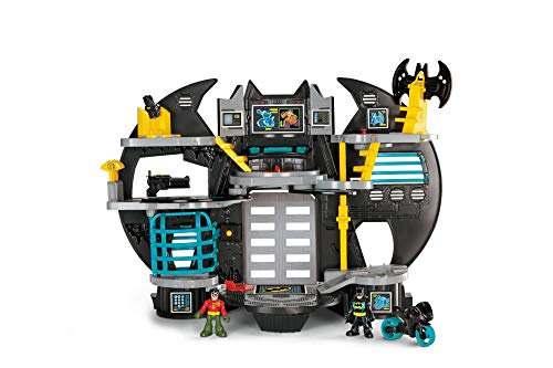 Fisher-Price Imaginext Super Friends Batcave