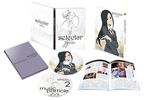 「selector infected WIXOSS」BOX 3(ウィクロススターターデッキ付) (初回限定版) [Blu-ray]