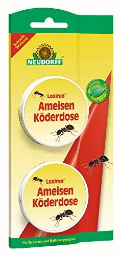 NEUDORFF Loxiran Ameisenköderdosen, 2 St.