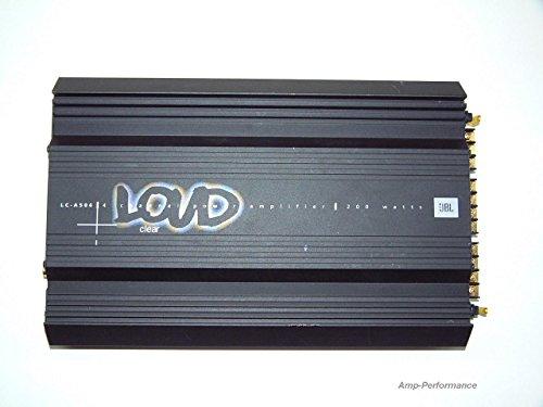 JBL LC-A504 Verstärker Autoradio