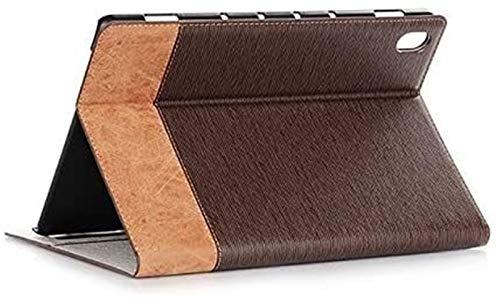 GYY Accesorios De Pestañas para Huawei MediApad M6 10.8, Cubierta De Tabletas Funda Protectora Delgada para Huawei M6 10.8'Pro SCM-AL09 / W09 (Color : Brown)