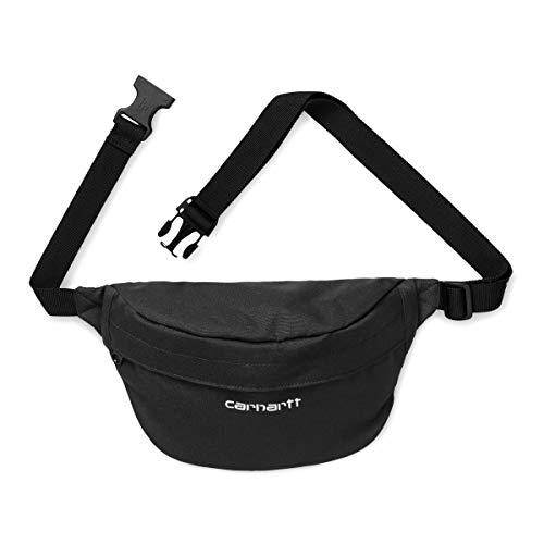 Carhartt - Payton Hip Bag Hombre color: Negro talla: Talla Unica