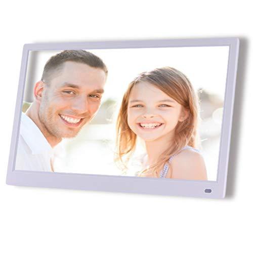 Digitaler Bilderrahmen, 12,5-Zoll-Bildschirm HDMI IPS Multifunktions-digitaler elektrischer Fotorahmen 1080P HD-Fotorahmen E-Book-Reader Digitaler Kalender