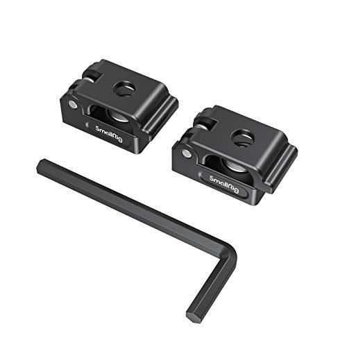SMALLRIG Abrazadera de Cable de Resorte Universal(2 piezas) - MD2418