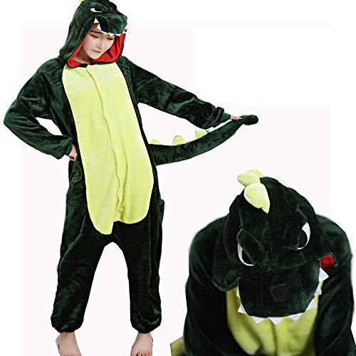 xin24 dames heren pyjama jumpsuit nachtwsche Halloween carnaval cosplay kleding fotokleur