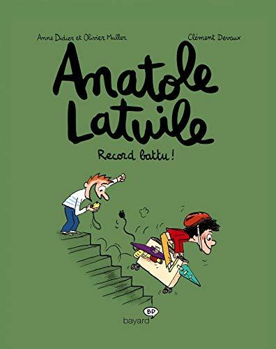 Anatole Latuile, Tome 04: Record battu !