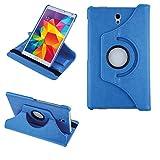 COOVY® 2.0 Etui pour Samsung Galaxy Tab S 8.4 SM-T700 SM-T701 SM-T705 Coque de Protection Rotation...