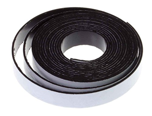 Magneetband magneetplakband magneet tape magneetstrip zelfklevend 2,5 m