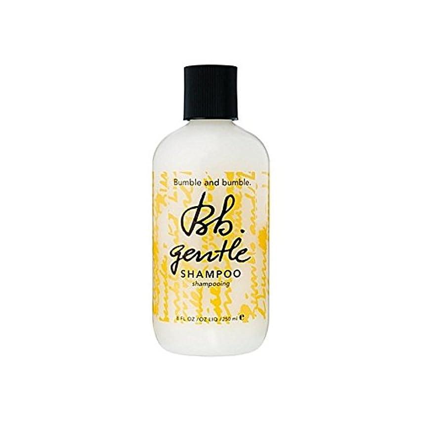 船尾検索そよ風優しいシャンプー千ミリリットルをバンブルアンドバンブル x4 - Bumble & Bumble Gentle Shampoo 1000ml (Pack of 4) [並行輸入品]