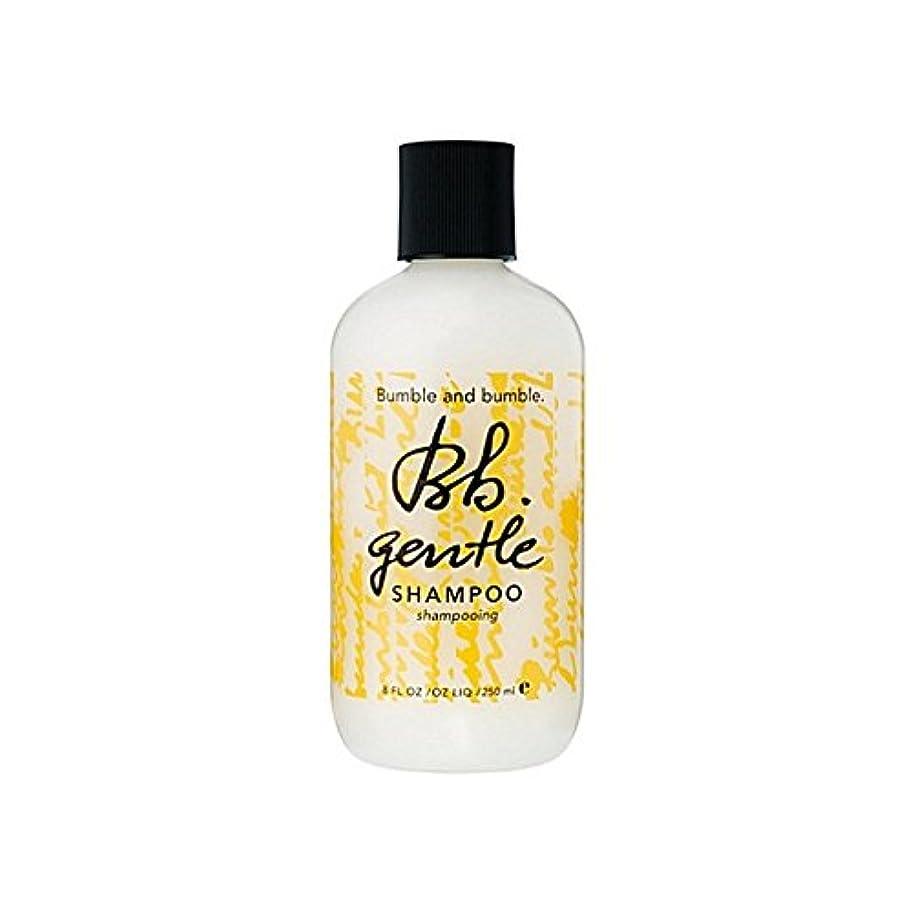 機関未満交じる優しいシャンプー千ミリリットルをバンブルアンドバンブル x4 - Bumble & Bumble Gentle Shampoo 1000ml (Pack of 4) [並行輸入品]