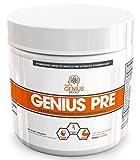Genius Pre Workout – All Natural Nootropic Preworkout Powder &...