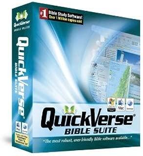 QuickVerse Bible Suite
