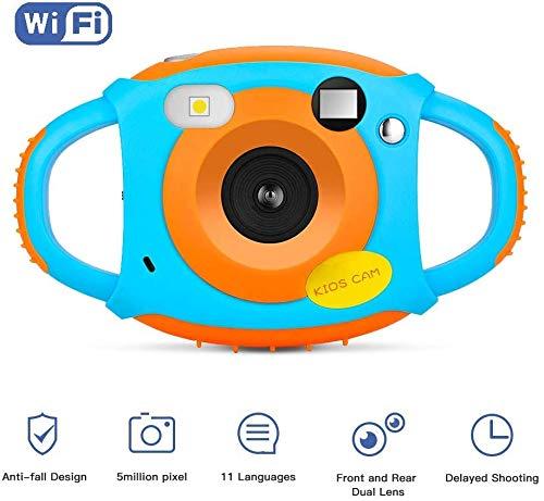 Appareil Photo Double Selfie / Caméra pour Enfants