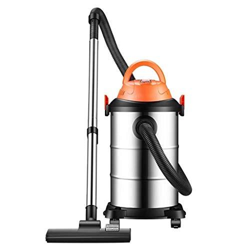HUAHUA Vacuumas de Mano Húmedo y en seco Aspiradora Multi Propósito 15L húmedo seco si Tiene el soplador Garaje Taller