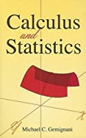 Calculus and Statistics (Dover Books on Mathematics)