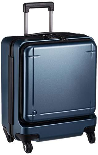[プロテカ] スーツケース 日本製 マックスパス3 3年保証付 ストッパー付 機内持ち込み可 保証付 40L 45 cm 3.6kg ブルーグレー