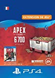 APEX Legends: 6700 Coins - PS4 Download Code - Compte français DLC