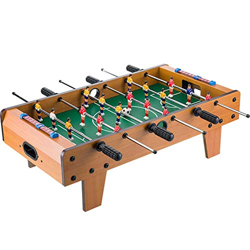 Save %24 Now! softneco Tabletop Soccer Game for Kids Have Funny Days,Mini 27 Inch Foosball Table,Woo...