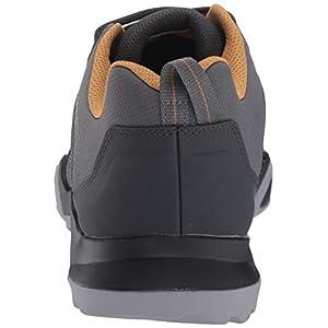 adidas outdoor Men's Terrex AX3 Hiking Boot, Grey Five/Black/Mesa, 11 M US