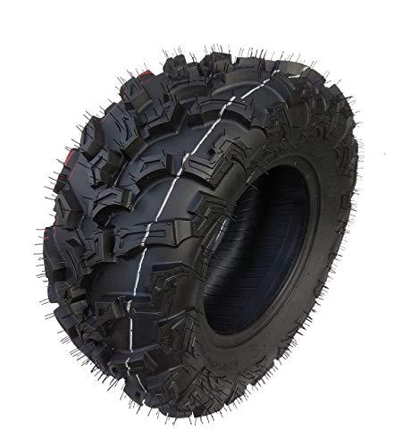 Neumático todoterreno para quad ATV 25x10-12 25x10.00-12 P3006 6PR 50J Hakuba