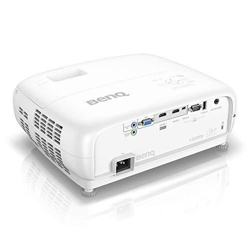『BenQ ホームプロジェクター HT2550M (DLP/4K/2000lm/HDR10&HLG対応/映画鑑賞/ホームシアター/Cinematic color/Rec.709 100%)』の3枚目の画像