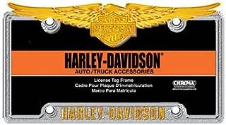 Harley-Davidson Eagle Deluxe License Plate Frame