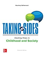 Taking Sides Clashing Views in Childhood and Society