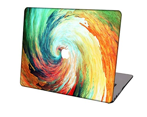 Laptop Case for Newest MacBook Pro 15 inch Model A1707/A1990,Neo-wows Plastic Ultra Slim Light Hard Shell Cover Compatible Macbook Pro 15 inch,Galaxy A 52