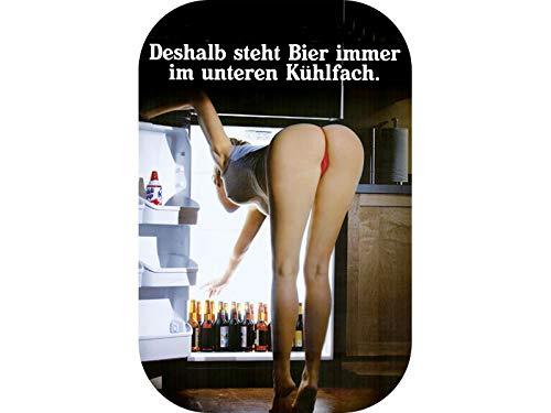 Blikken waren fabriek Braunschweig pillendoos mintdoos DESHALB staan bier onder in de koelkast + pepermuntdraagees (100 g/2633 €) 46