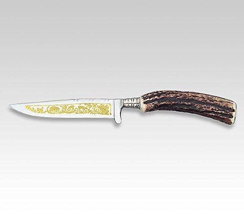 Linder Costume Traditionnel Couteau Longueur de la Lame 9.8 cm, 22,3 cm, 244510