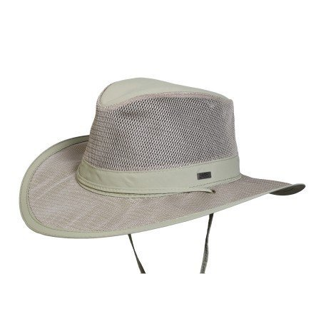 Airflow Light Weight Supplex Outdoor Hat,Khaki,Small