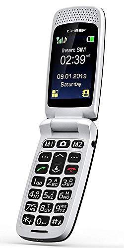 Teléfono móvil con tapa