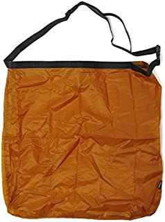FAIRWEATHER(フェアウェザー) packable sacoche camel