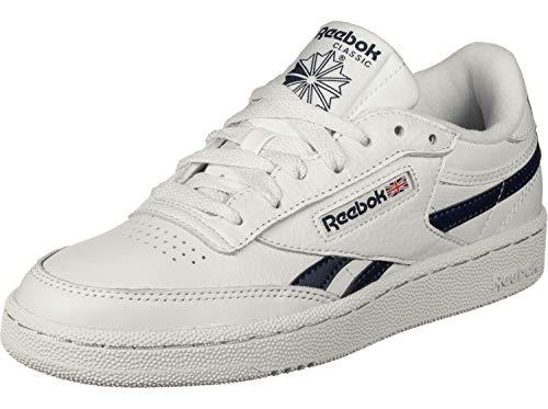 Reebok Sneaker Club C Revenge MU DV9650 Weiss Blau, Schuhgröße:45.5