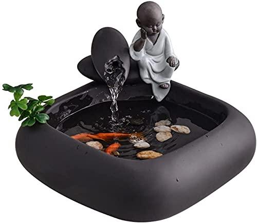 Decoración Zen Pecera