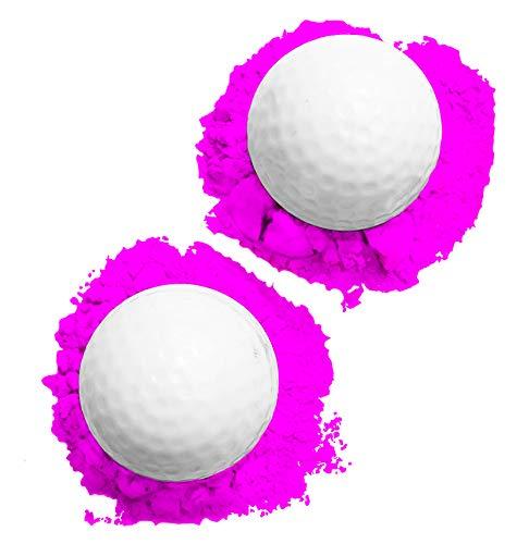 J&M Gender Reveal Golf Ball for…