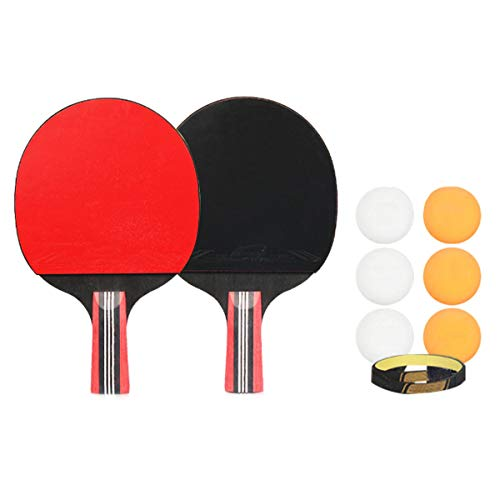 Lowest Prices! BlueBean Table Tennis Sets Adult Children Competition Ping Pong Table Tennis Training...