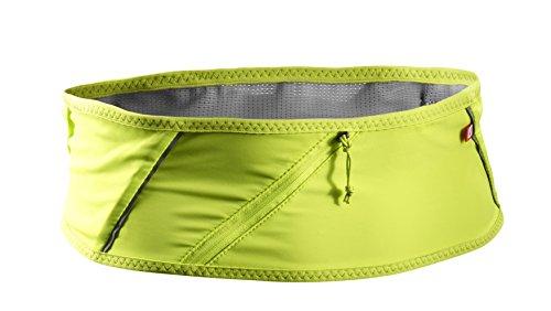 Salomon Pulse, Cinturón de Hidratación, Unisex Adulto, Verde Lima (Acid Lime), S