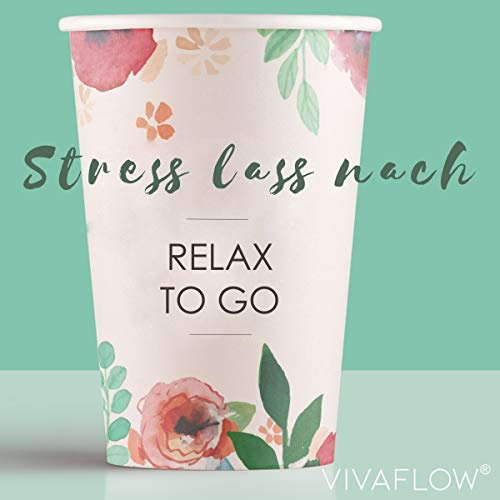 Stress lass nach - Relax to go audiobook cover art