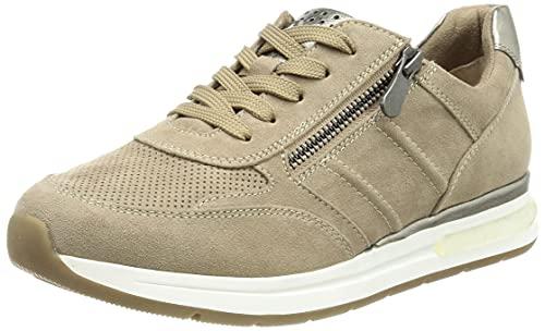 MARCO TOZZI Damen 2-2-23716-27 Sneaker, Scarpe da Ginnastica Donna, Antelope, 42 EU