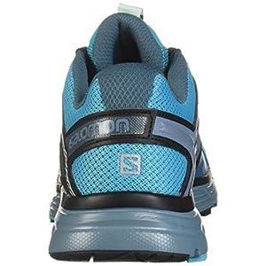 Salomon Women's X-Mission 3 Trail Running Shoes, Bluebird/Bluestone/Black, 5 US