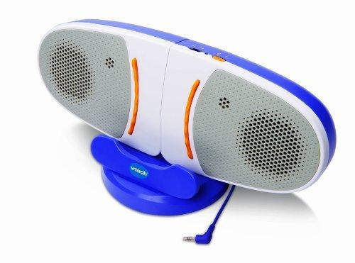 VTech - Altavoces estéreo para Storio 2, 3S y Storio MAX (3480-211249)