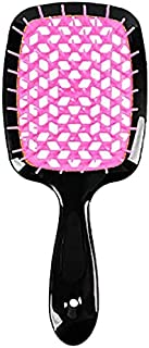 Detangling Hair Brush, New Hollow-out Massage Curl Comb for Natural Curly Wet Dry Thick Straight Long Hair