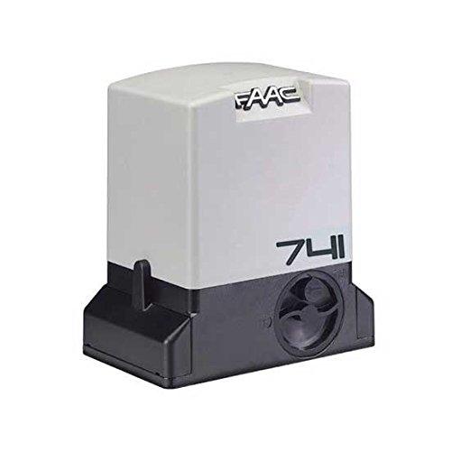 Faac Motor 741 y Z16 Safe