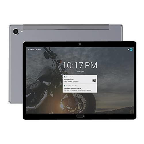 Tablet de 10,8 pulgadas, Android 10, 2560 x 1600, con 4 GB de RAM, 64 GB de ROM, 4 G, Dual SIM, tabletas Quad Core, TypeC, dos cámaras, gran batería de 5000 mAh, Bluetooth, WiFi, delgada y ligera