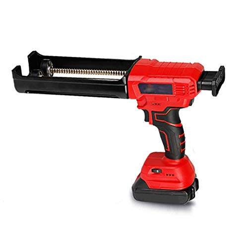 Gxnimer Pistola de calafateo Adhesiva eléctrica de Doble Cartucho - Aplicador de...