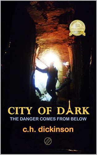 City Of Dark by CH Dickinson ebook deal