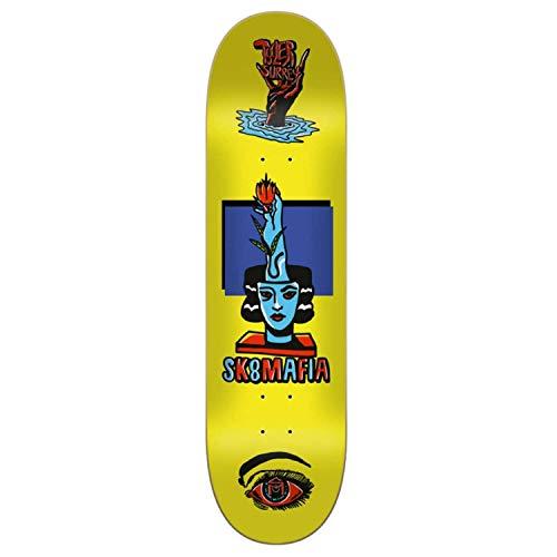 Sk8mafia Tyler Surrey Ward 8.3'x32' Deck Skateboard, Adulti Unisex, Multicolore (Multicolore), 8.3'